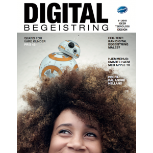 Digital begeistring
