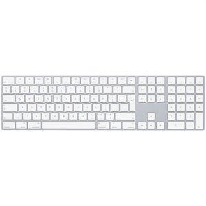 Magic Keyboard med talltastatur – internasjonal engelsk