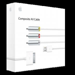 Apple Composite AV-kabel