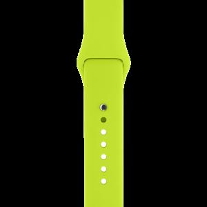 Apple Sport Band 38 mm - grønn