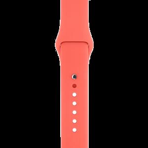 Apple Sport Band 42 mm - rosa