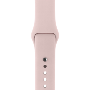 Apple Sport Band 38 mm - korallrosa