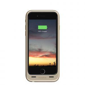 Mophie iPhone 6s-batterideksel Juice Pack Air - gull