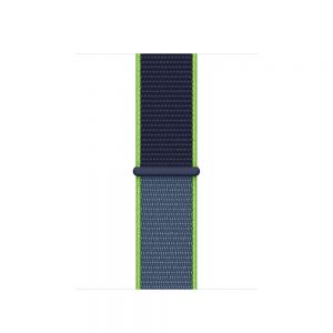 Apple Sport Loop 40/38 mm - Neonlime
