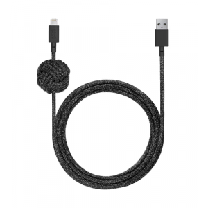 Native Union Lightning Night Cable 3 m - cosmos