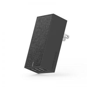 Native Union Smart 4 Charger 4-ports USB-lader - skifer