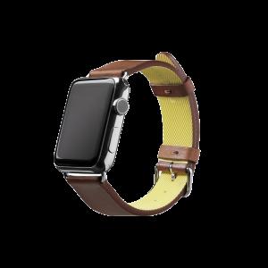 Native Union Apple Watch 42/44 mm Active Leather-rem i brun