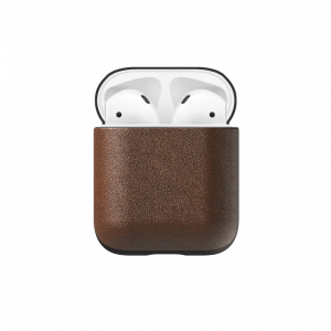 Nomad Rugged AirPods skinnetui - brun