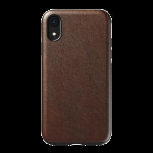 Nomad Rugged deksel til iPhone XR - brun