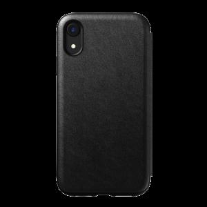 Nomad Rugged folio til iPhone XR - svart