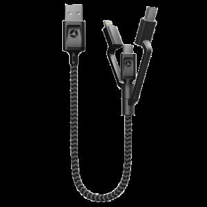Nomad Ultrarobust universalkabel 0,3 m