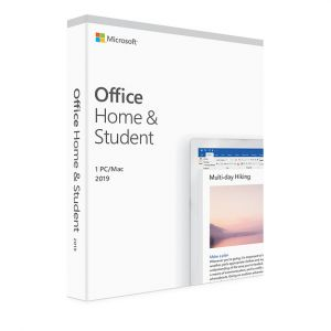 Microsoft Office 2019 for Mac Nordisk Home & Student