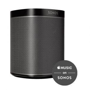 Sonos Play:1 trådløs høyttaler - svart