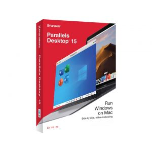 Parallels Desktop 15 for Mac livstid (Boks)