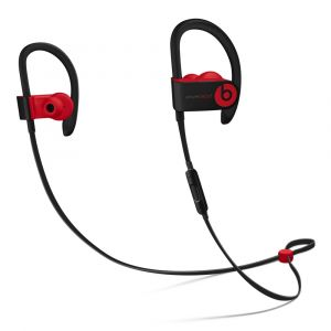 Powerbeats3 trådløse øretelefoner – The Beats Decade Collection – uredd svart-rød