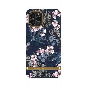 Richmond & Finch etui til iPhone 11 Pro - Blomstrete jungel