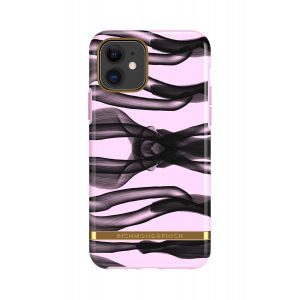 Richmond & Finch etui til iPhone 11 - Rosa knuter