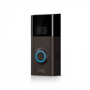 Ring Video Doorbell 2 - smart ringeklokke