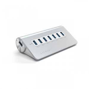 Satechi USB 3.0 Hub - 7 ports, Aluminum
