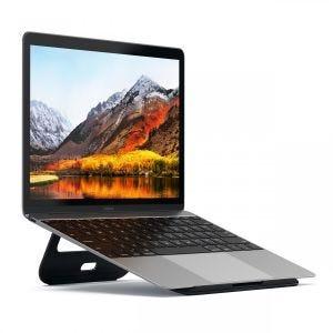 Satechi Aluminum Laptop stativ Stellargrå