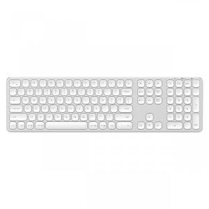 Satechi Trådløst Numerisk Tastatur Sølv