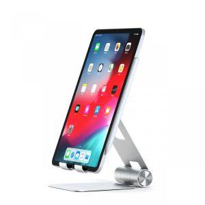 Satechi Regulerbart iPad-stativ - Sølv