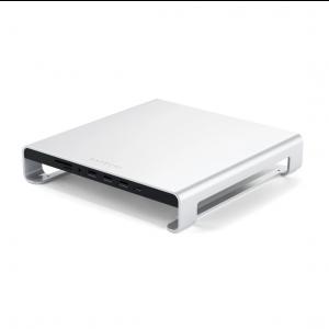 Satechi iMac USB-C Stand Hub (Sølv)