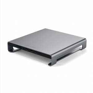 Satechi iMac USB-C Stand Hub (Stellargrå)