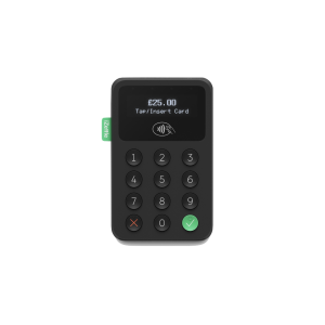 iZettle reader V2 Svart