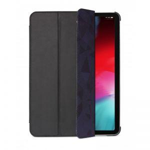 "Decoded 11"" iPad Pro slimcover i skinn (svart)"