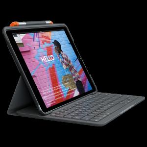 Logitech Slim Folio til iPad 10,2-tommer (7.gen)
