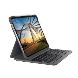 Logitech Slim Folio Pro-etui for iPad Pro 12,9-tommer
