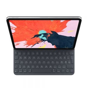 Smart Keyboard-omslag til 11-tommers iPad Pro