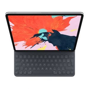 Smart Keyboard-omslag til 12,9-tommers iPad Pro (3. gen.) Internasjonalt Layout