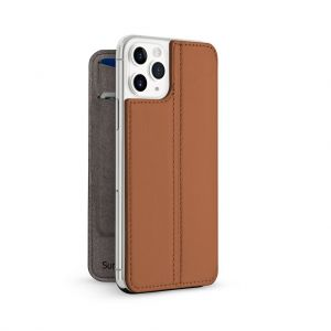 Twelve South SurfacePad etui til iPhone 11 Pro - Cognac