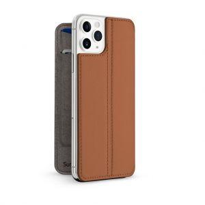 Twelve South SurfacePad etui til iPhone 11 Pro Max - Cognac
