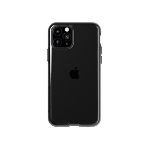 tech21 Pure Clear-deksel for iPhone 11 Pro Max Carbon