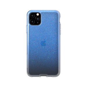 Tech21 Pure Shimmer til iPhone 11 Pro Max - Blå