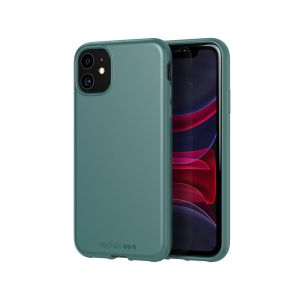 tech21 Studio Colour til iPhone 11 - Barnål Grønn