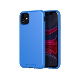tech21 Studio Colour til iPhone 11 - Blå