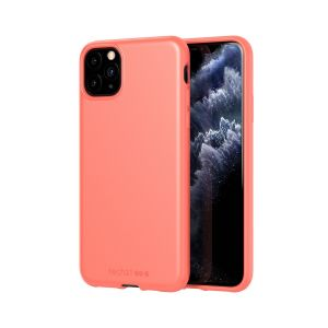 tech21 Studio Colour til iPhone 11 Pro Max -  Korallrosa