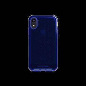Tech21 Evo Check deksel til iPhone XR - blå