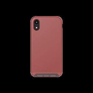 Tech21 Evo Luxe deksel til iPhone XR - hasselnøtt