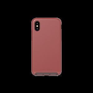 Tech21 Evo Luxe deksel til iPhone XS - hasselnøtt