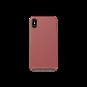 Tech21 Evo Luxe deksel til iPhone XS Max - hasselnøtt