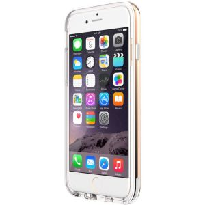 Tech21 iPhone 6s-deksel: Evo Elite - rosegull