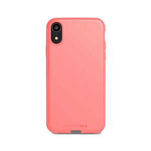 Tech21 Studio Color Etui til iPhone XR - Korall