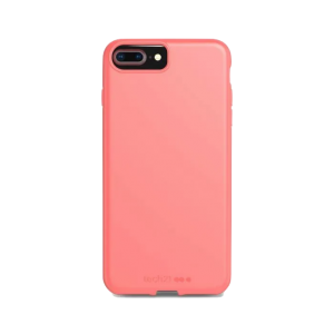 Tech21Studio Color Etui til iPhone 6- 7- og 8 Plus - Korall