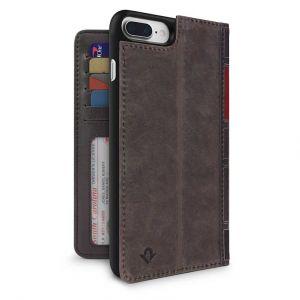 Twelve South BookBook lommeboketui til iPhone 8 Plus/7 Plus - brun