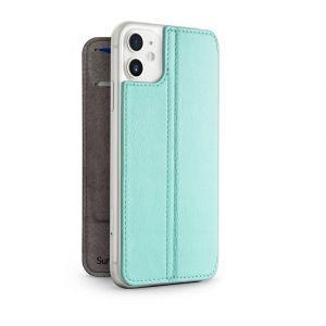 Twelve South SurfacePad etui til iPhone 11 - Grønn